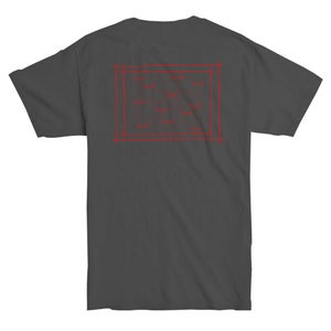 Image of Piece of Mind Tee (Graphite)
