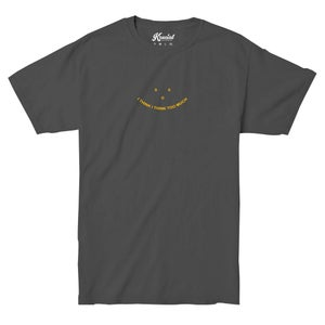 Image of SOS Tee (Graphite)