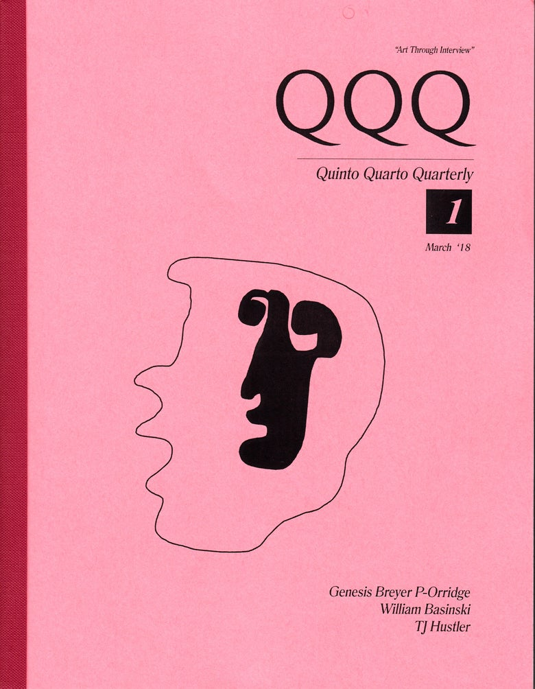 Image of Quinto Quarto Quarterly #1