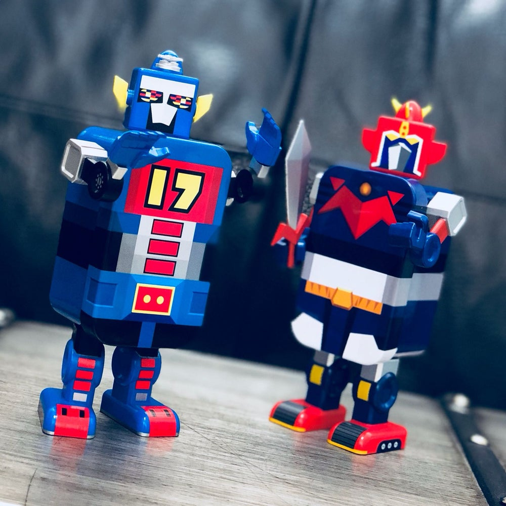 Image of TINBOT VOLTES