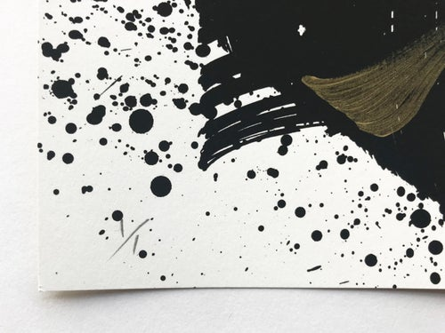 Image of Ghosting White Prophecy - Hand Finished Edition / Said Dokins