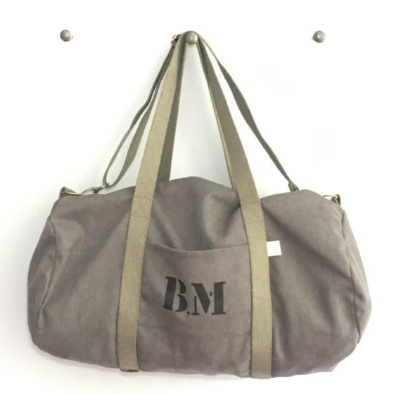 Image of Weekend bag/ bolsa de fin de semana/ bossa de cap de setmana