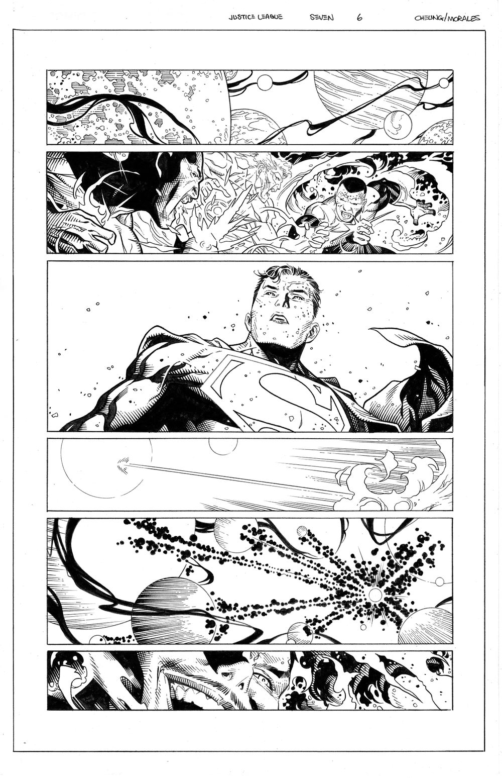 Image of JUSTICE LEAGUE #7 Page 06