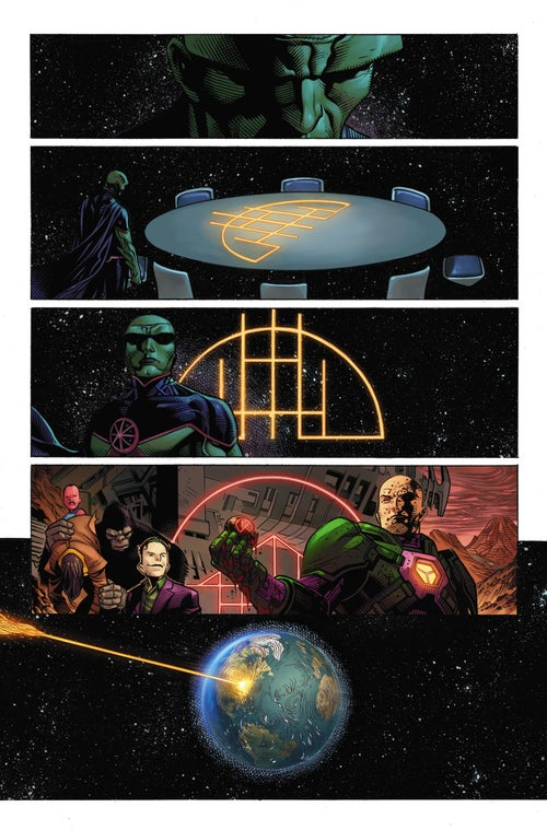 Image of JUSTICE LEAGUE #1 Page 22