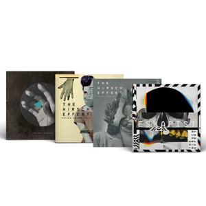 "Image of The Hirsch Effekt ""10th Anniversary Collection"" LP-Bundle"