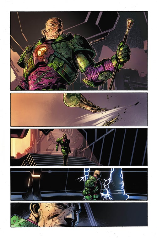 Image of JUSTICE LEAGUE #7 Page 21