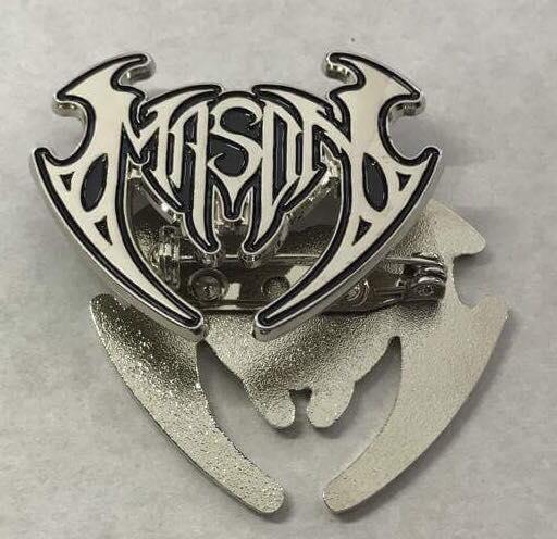 Image of Mason - Jacket Pin