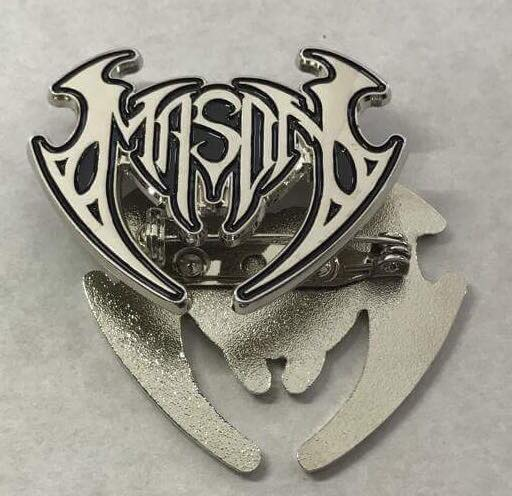 Image of Mason - Jacket Pin