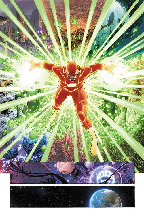Image of JUSTICE LEAGUE #7 Page 11