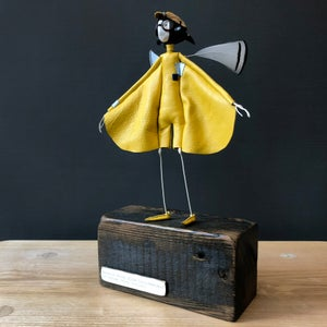 Image of 'Glide Suit' Fairy by Samantha Bryan.