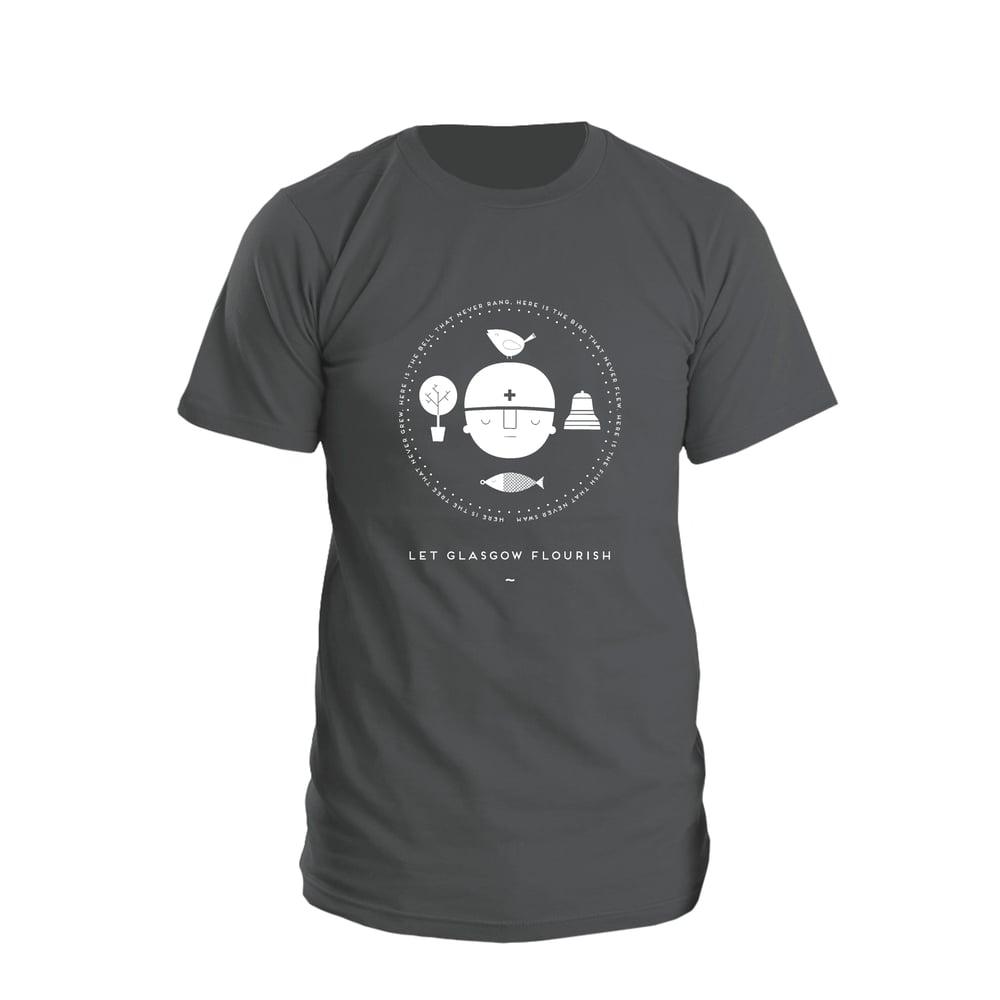 Image of St Mungo Tshirt (Grey)