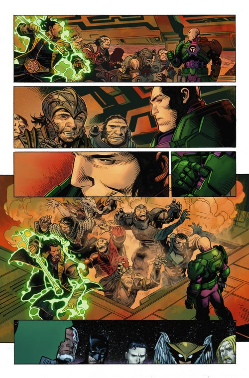 Image of JUSTICE LEAGUE #1 Page 14