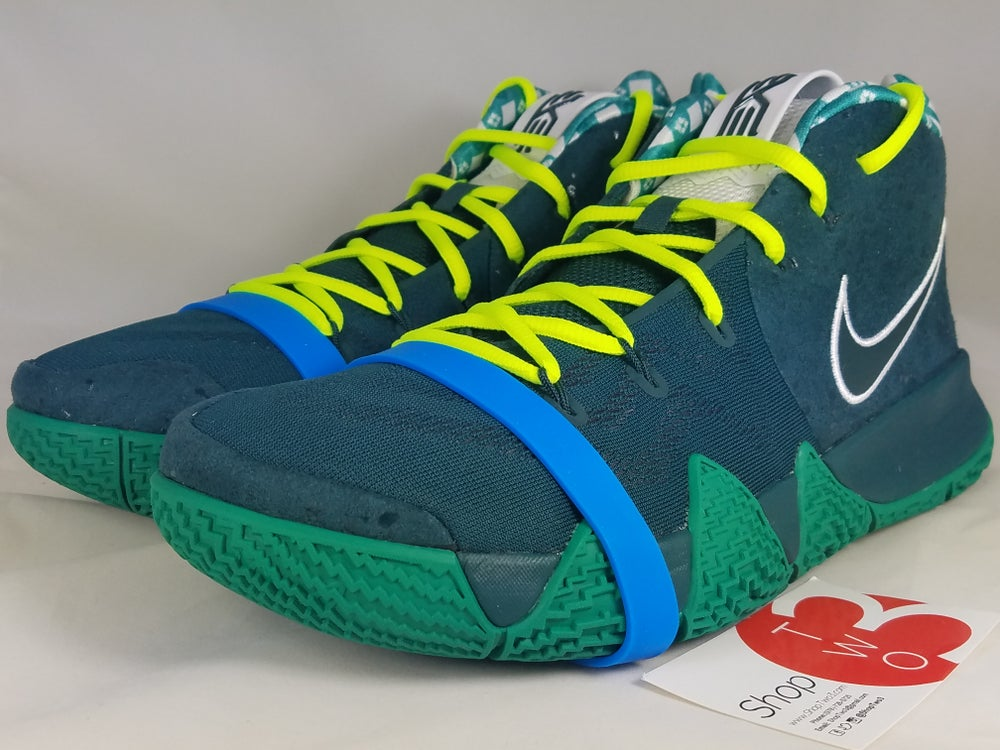 Image of Nike Kyrie 4 Concepts Green Lobster