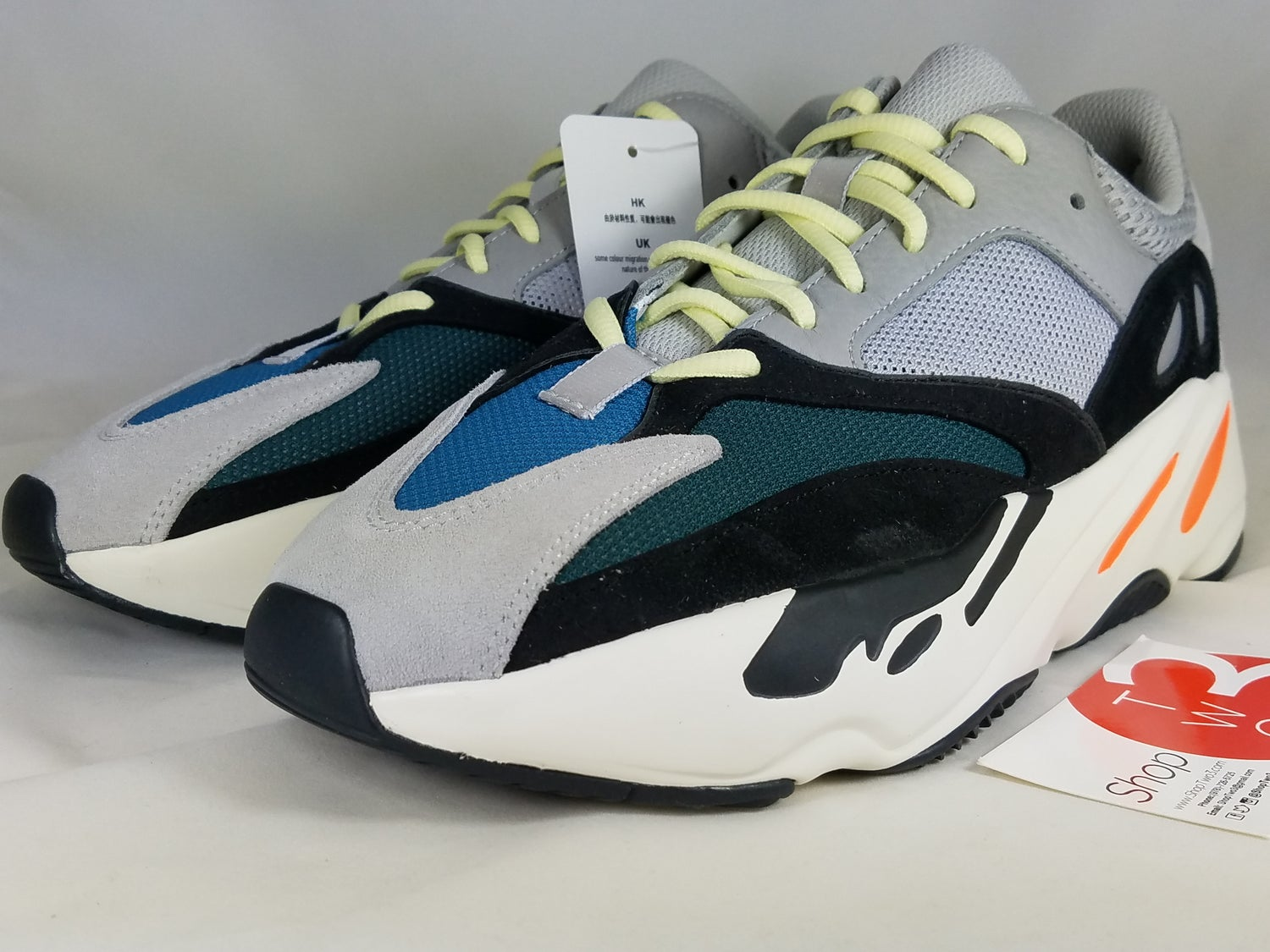 a86455277d8 Image of Yeezy Wave Runner 700 OG