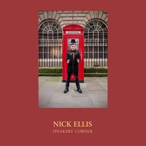Image of NICK ELLIS - SPEAKERS' CORNER - LP