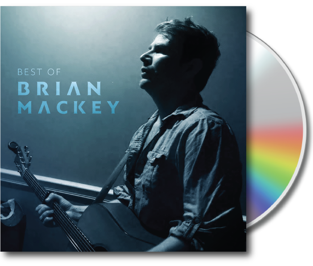 "Image of ""Best Of Brian Mackey"" CD"