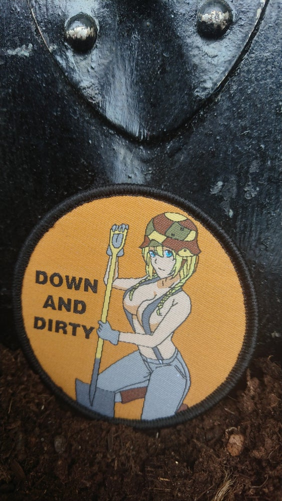 Image of DOWN AND DIRTY