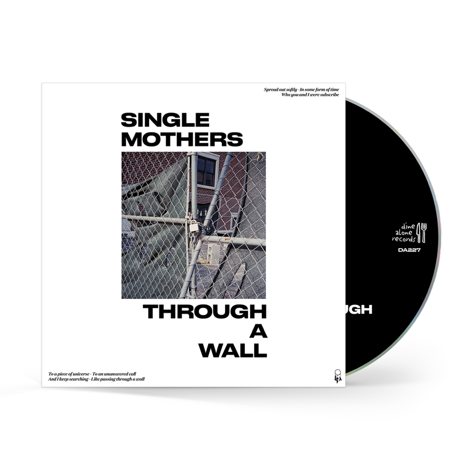 Image of Pre-Order: Through A Wall *CD