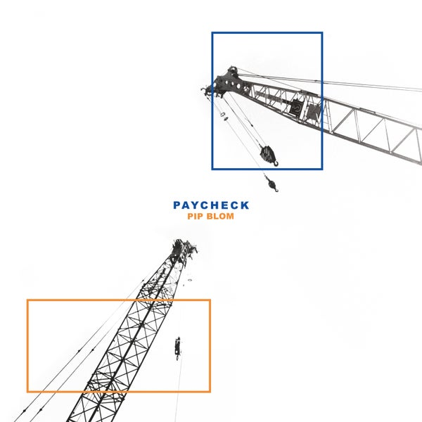 Image of *Pre-Order* Pip Blom - Paycheck EP - 10""
