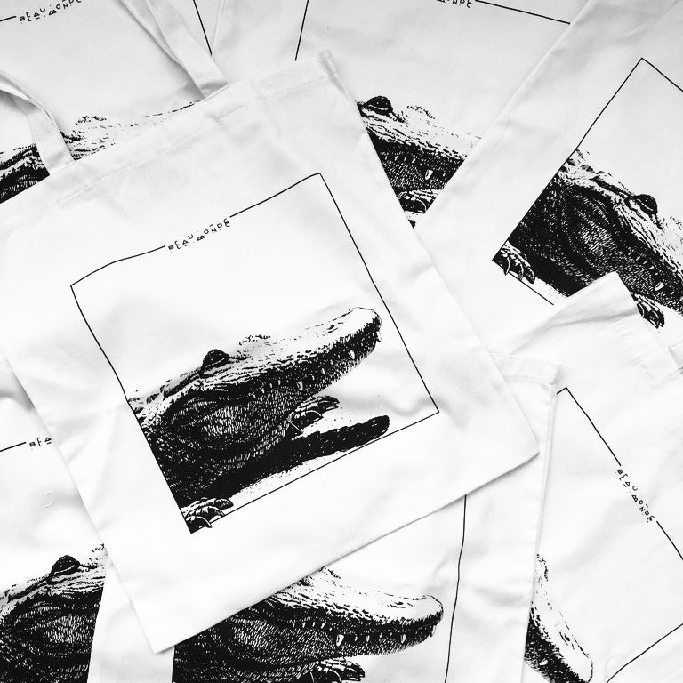 Image of Tote Bag Caiman