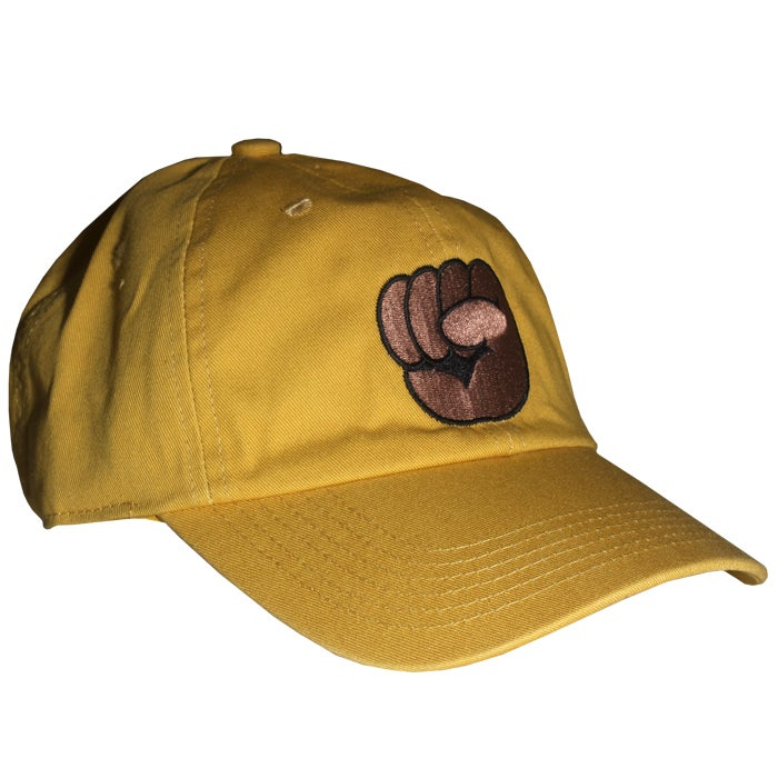 Image of Emoji Fist Dad Hat