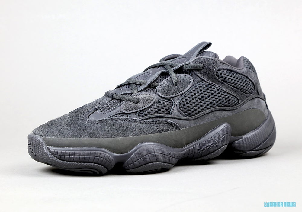 Image of Yeezy 500  (Black and Blush)