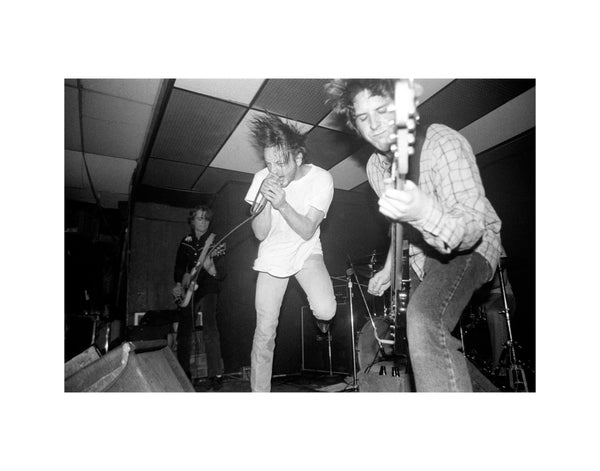 Image of 11X14 The Jesus Lizard / Columbus, Ohio 1991