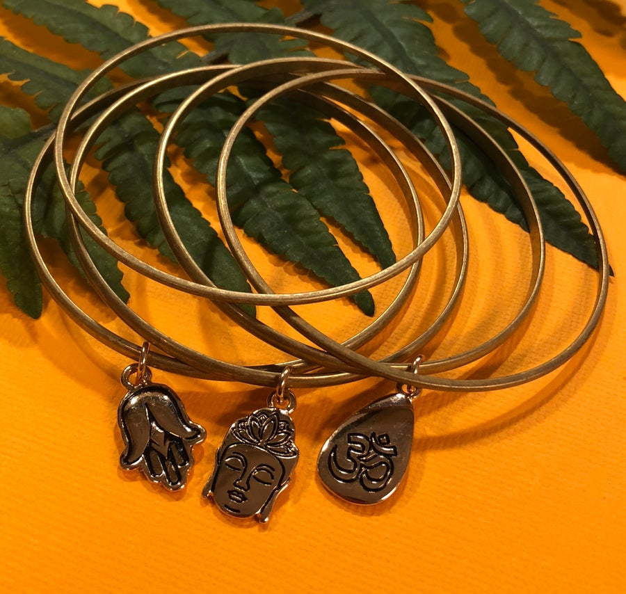 Image of Vibe Bangle Set