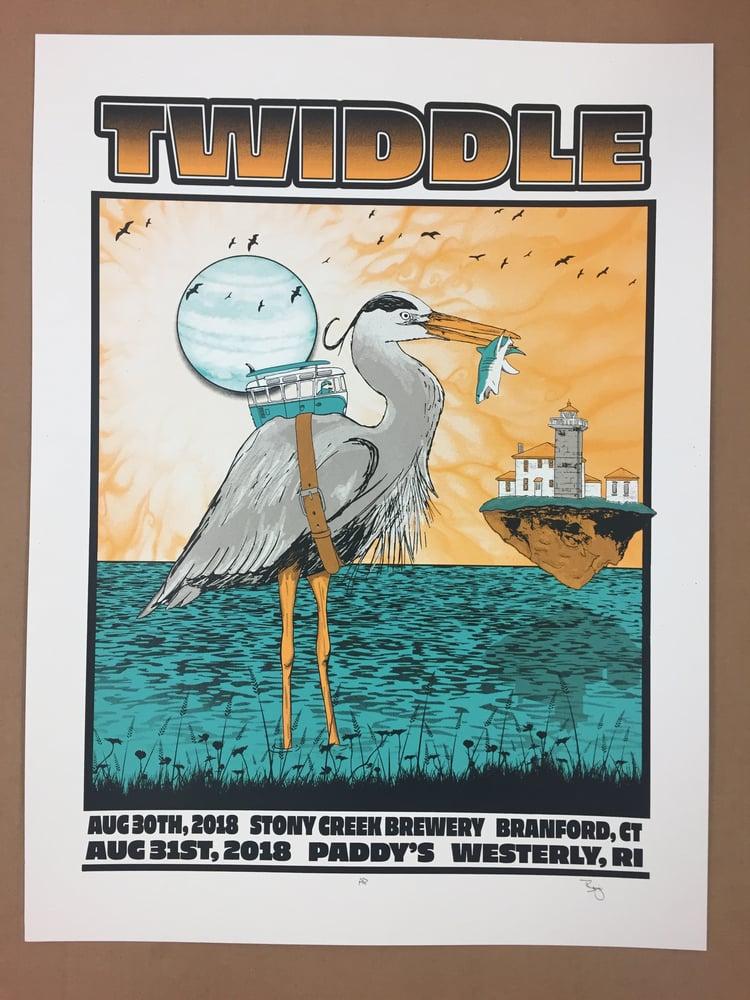 Image of Twiddle - Stony Creek/Paddy's 2018