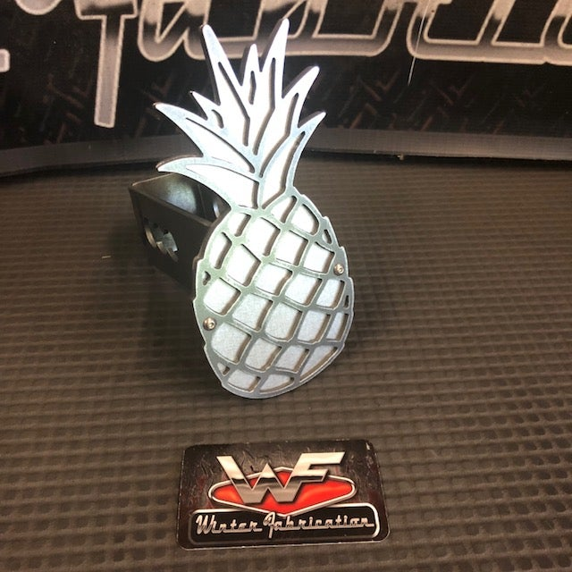 Image of Pineapple Hitch Cover