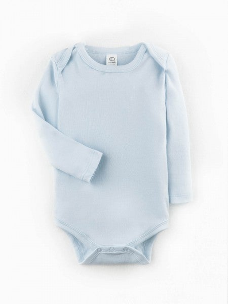 "Image of CLASSIC BODYSUIT ""SKY"" COLOR"