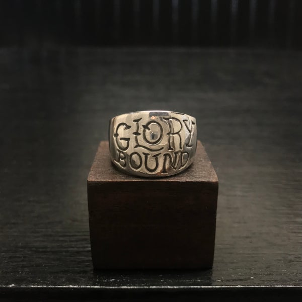 Image of GLORY BOUND RING