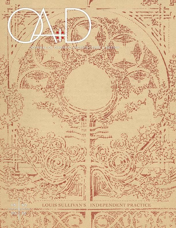 Image of JOURNAL OA+D 6:2