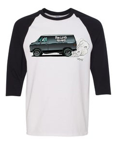 """Image of """"Rolling Heavy Hauler"""" The Shirt w/art by Nate Greco"""