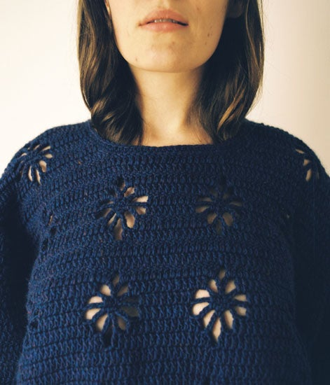 Image of Forget -Me- Not Jumper
