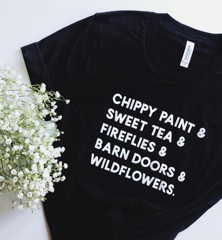Image of Chippy Paint T-shirt