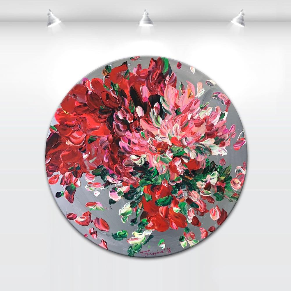 Image of Gardenium I - 60x60cm