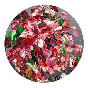Image of Gardenium II - 30x30cm