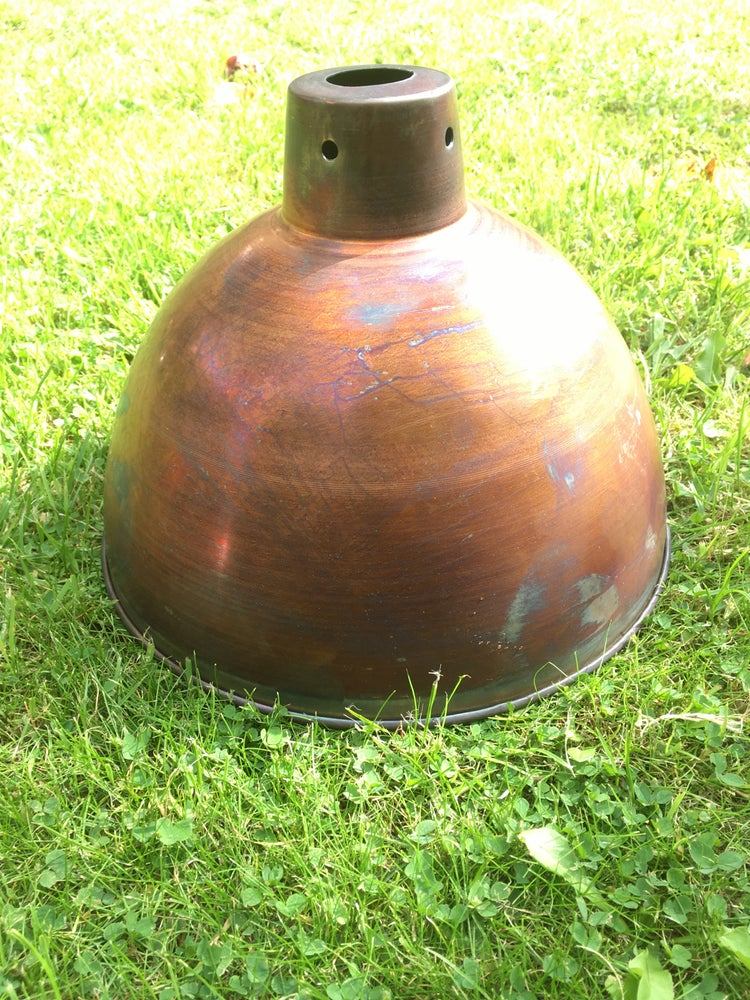 Image of Domed Copper Shades