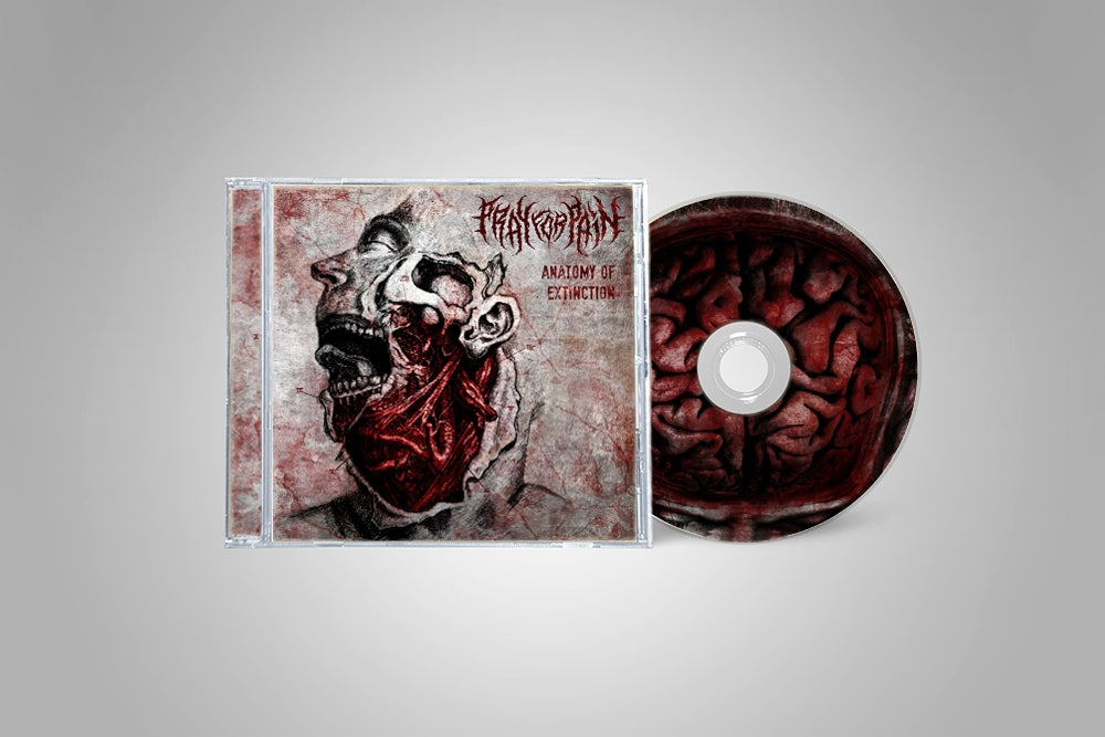 "Image of ""Anatomy of Extinction"" EP"