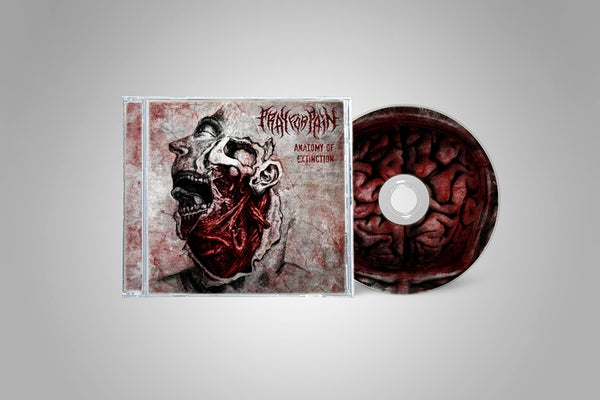 "Image of ""Anatomy of Extinction"" EP"