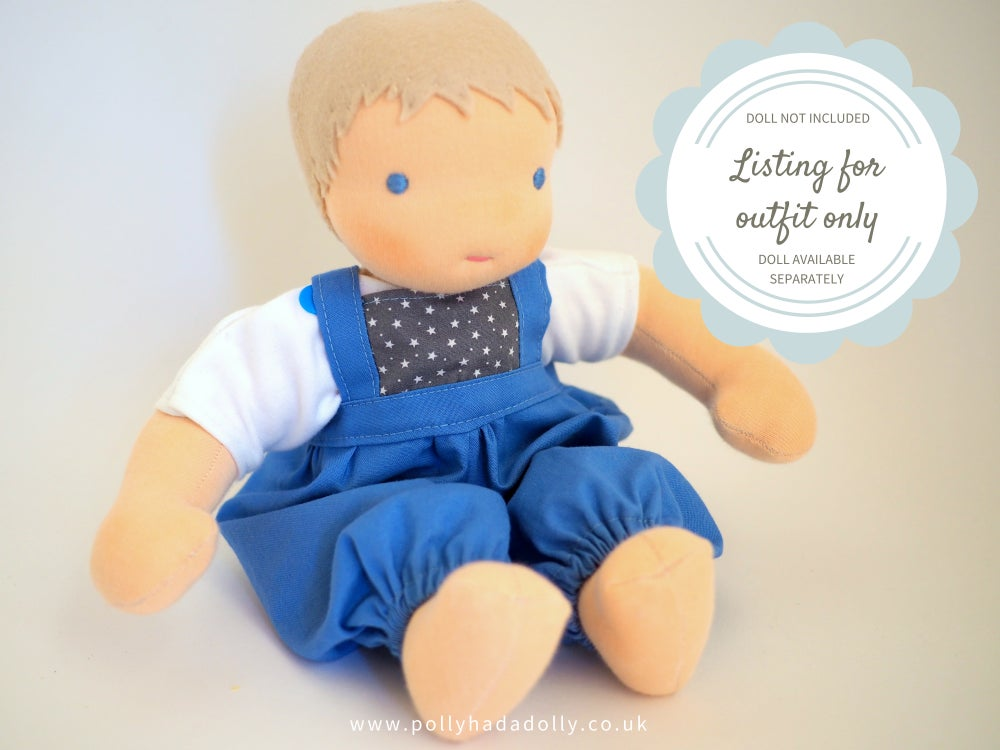 Image of Dungaree outfit for my baby doll.
