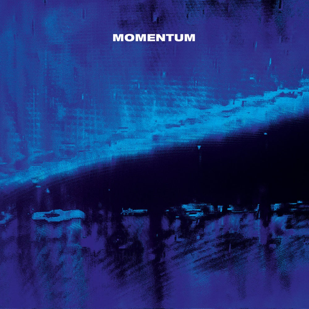 Image of Hubert Daviz - Momentum - LP (Backstein Ru'let)