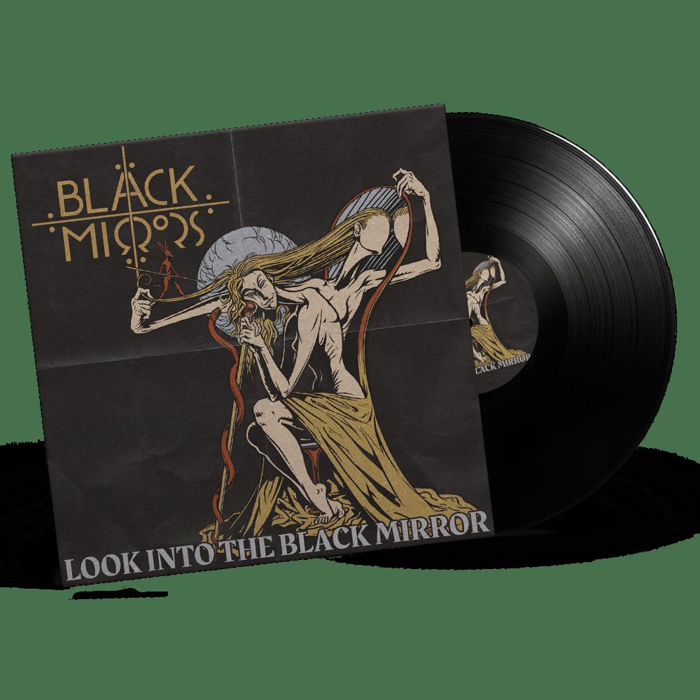 """Image of Look Into The Black Mirror - Vinyl Black 12"""""""