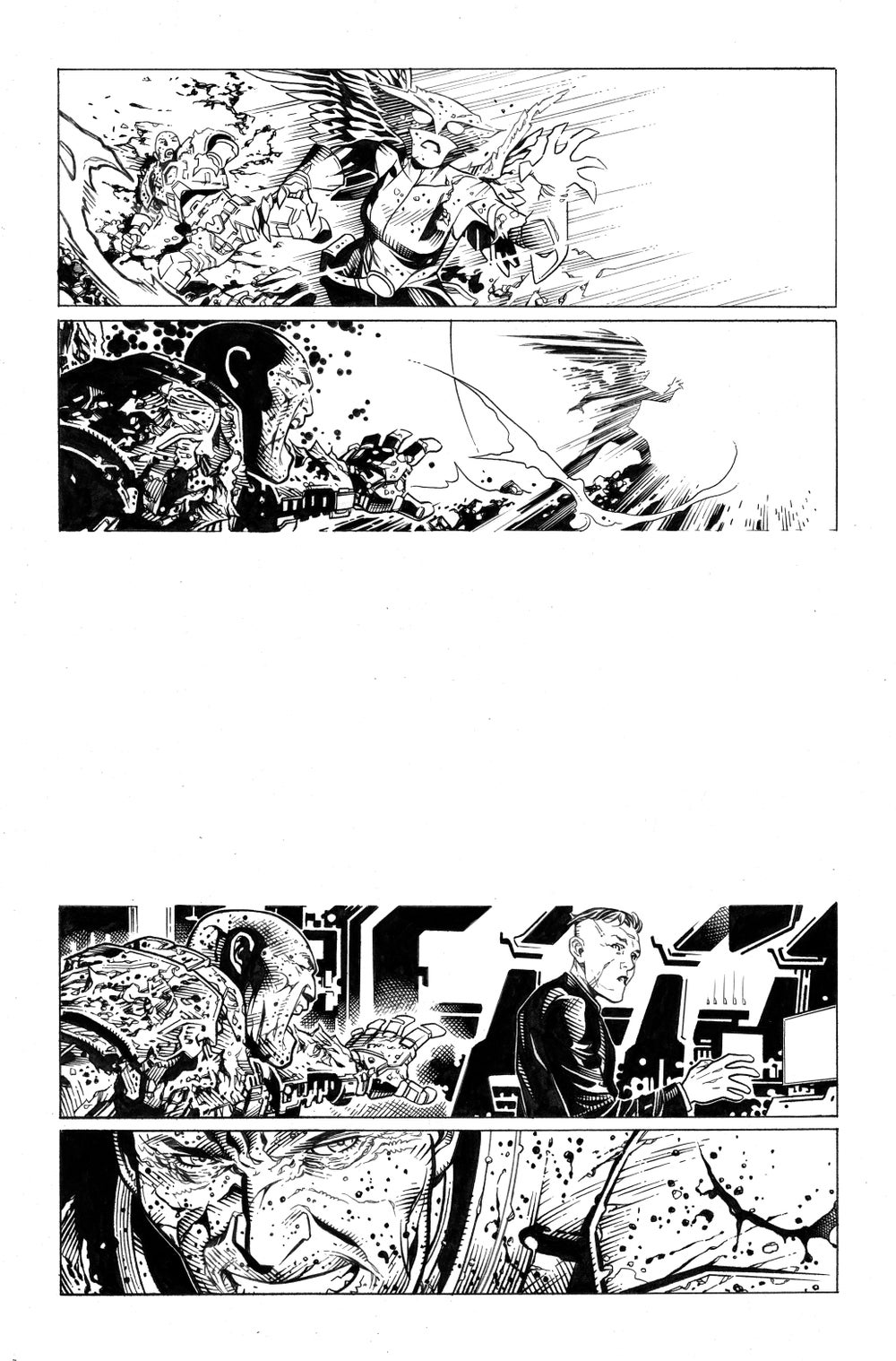 Image of JUSTICE LEAGUE #7 Page 13