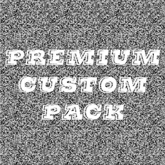 Image of Premium Custom Pack