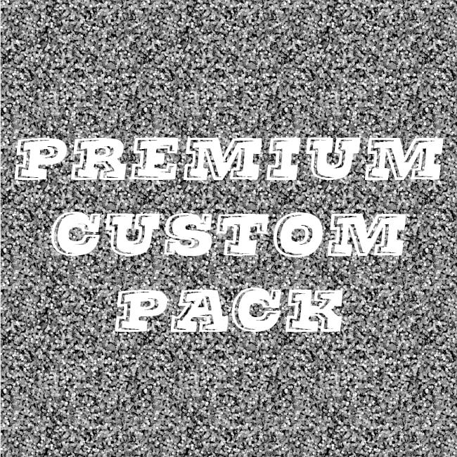 Image of Premium Custom Pack
