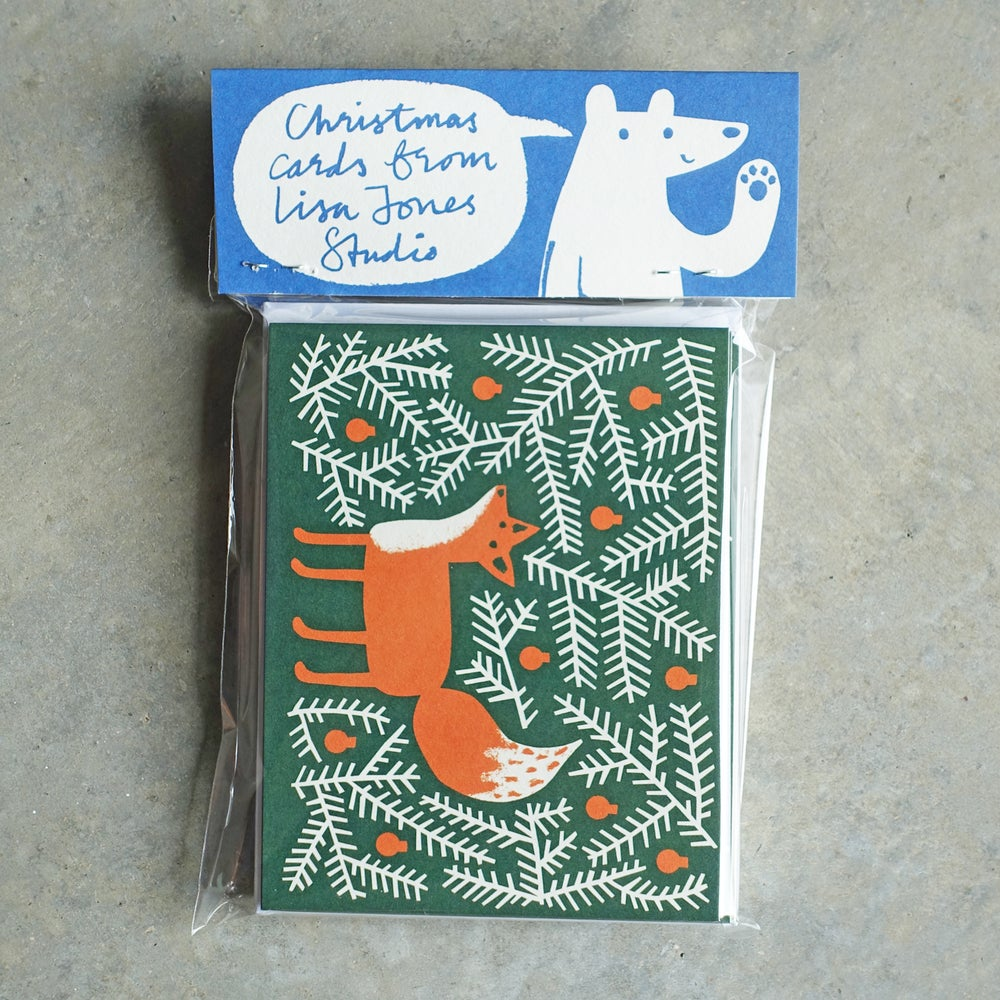 Image of Christmas Card 10 Pack #3