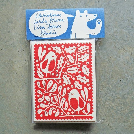 Image of Christmas Card 10 Pack #4