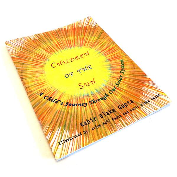 Image of Children of the Sun. Kabir Blake Gupta